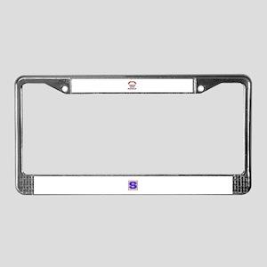 Certified Turkish Angora Addic License Plate Frame