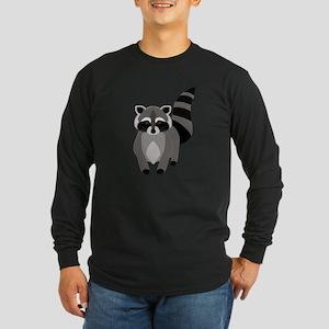 Rascally Raccoon Long Sleeve T-Shirt