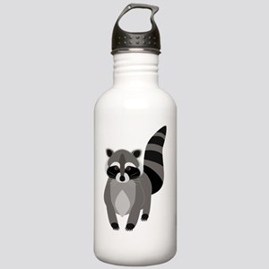 Rascally Raccoon Stainless Water Bottle 1.0L