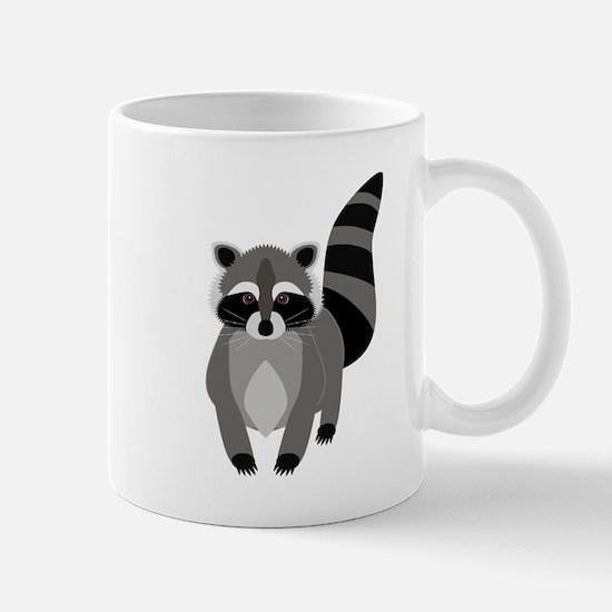 Rascally Raccoon Mugs