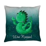 Personalised Wee Nessie From Scotland Everyday Pil