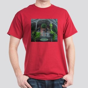 New Oleans Balcony Dark T-Shirt