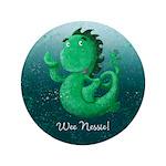 Personalisable Wee Scottish Nessie 3.5