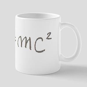 E=MC2 Mugs