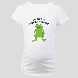Big Frog Maternity T-Shirt