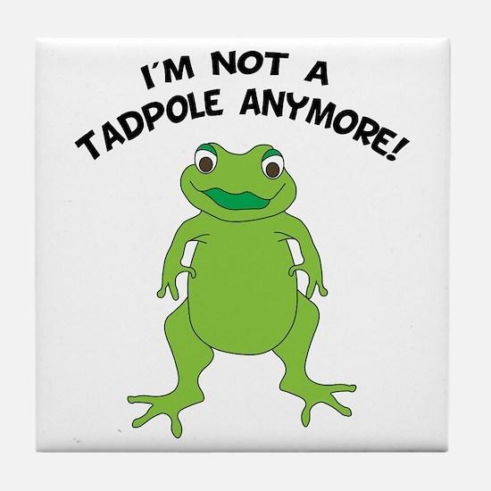 Big Frog Tile Coaster