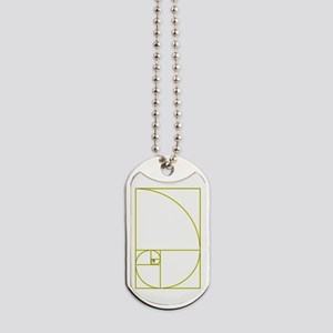Golden Ratio Dog Tags