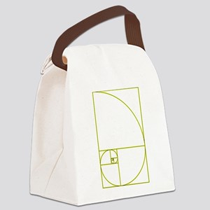 Golden Ratio Canvas Lunch Bag
