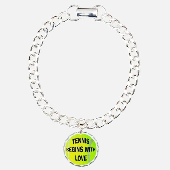Tennis Love Bracelet