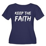 Keep the Faith Plus Size T-Shirt
