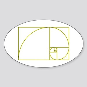 Golden Ratio Sticker