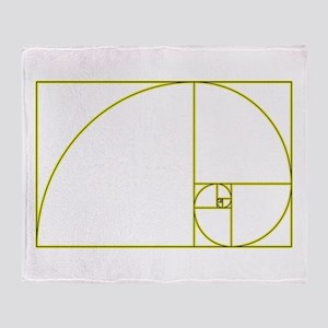 Golden Ratio Throw Blanket
