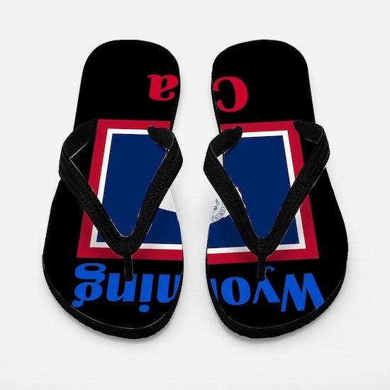 Cora Wyoming Flip Flops