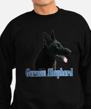 GSD(black) Name Jumper Sweater