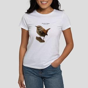 Pacific Wren Women's T-Shirt
