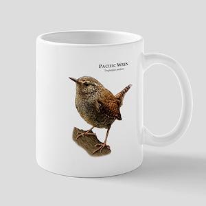 Pacific Wren Mug