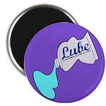 Lube Logo Magnets