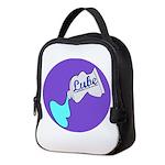 Lube Logo Neoprene Lunch Bag