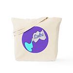 Lube Logo Tote Bag