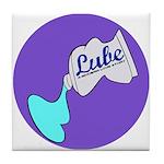 Lube Logo Tile Coaster
