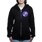 Lube Logo Women's Zip Hoodie