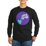 Lube Logo Long Sleeve T-Shirt