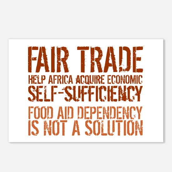Fair Trade Postcards (Package of 8)