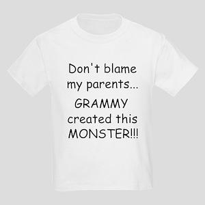 Grammy's Monster Kids Light T-Shirt