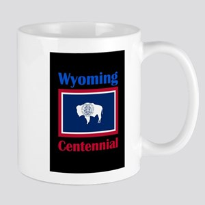 Centennial Wyoming Mugs