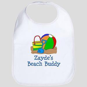 Zayde's Beach Buddy Bib