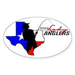 TLA Oval Sticker