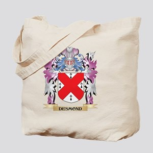 Desmond Coat of Arms (Family Crest) Tote Bag