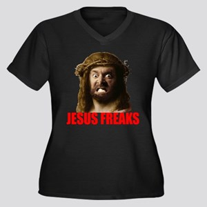 Jesus Freaks|Funny and Offensive T Shirts Women's