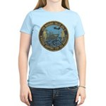 USS NIAGARA FALLS Women's Light T-Shirt