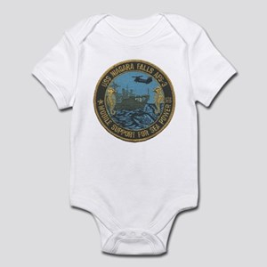 USS NIAGARA FALLS Infant Bodysuit