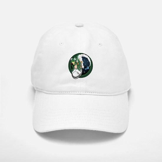 NROL 61 Program Logo Baseball Baseball Cap