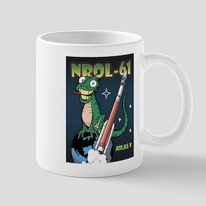 NROL 61 Mission Art Mug
