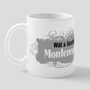 Wild Montenegro Mug
