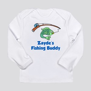 Zayde Fishing Buddy Long Sleeve T-Shirt