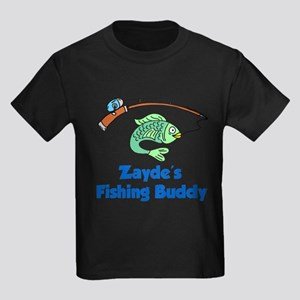 Zayde Fishing Buddy T-Shirt