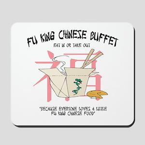 Fu King Chinese Buffet Mousepad