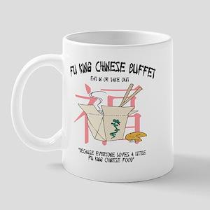 Fu King Chinese Buffet Mug