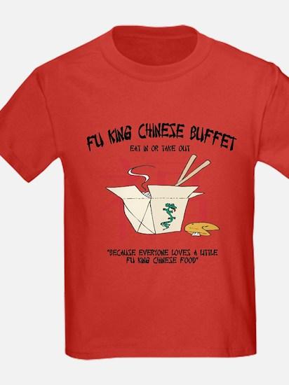 Fu King Chinese Buffet T