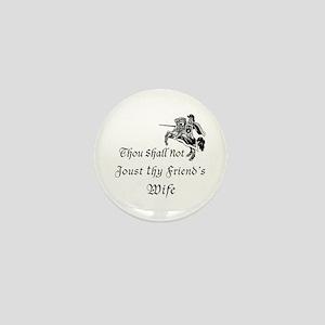 MILF Wife Mini Button