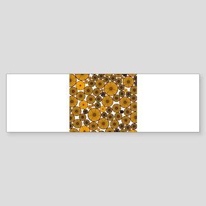 Timber Bumper Sticker