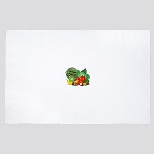fruits 4' x 6' Rug