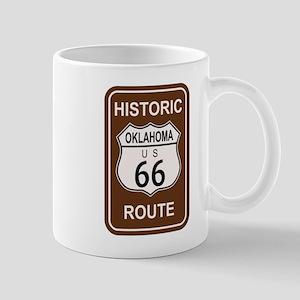 Oklahoma Historic Route 66 Mugs