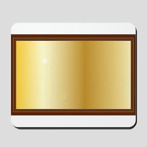 Award Plaque Mousepad