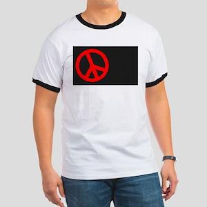 Ban the Bomb Blackboard T-Shirt