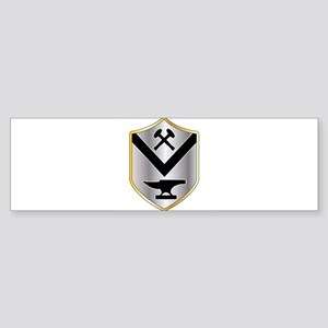 Smith Coat of Arms Bumper Sticker